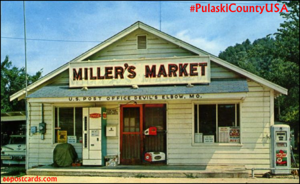 Miller's Market: Historic Route 66