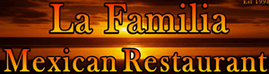La Familia Mexican Restaurant is a great dining option in Pulaski County USA for Interstate 44 travelers. Centrally located between St. Louis, MO and Joplin, MO.