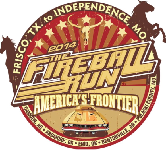 FIREBALL RUN: America's Frontier premiers in its entirety Summer 2015.