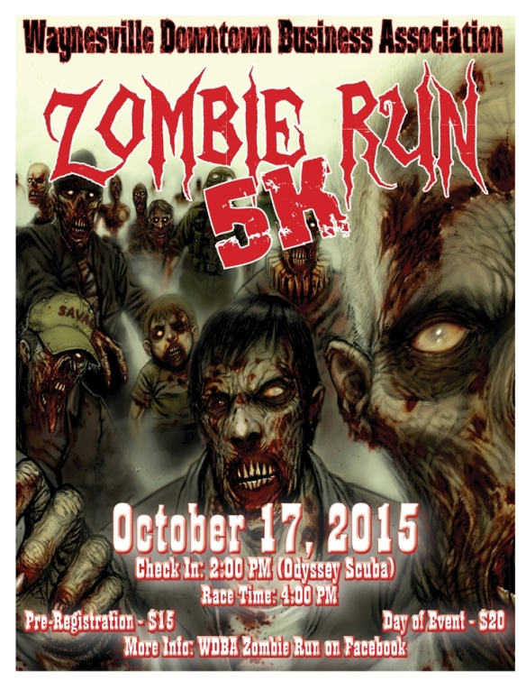 October 17 Zombie Run Resized