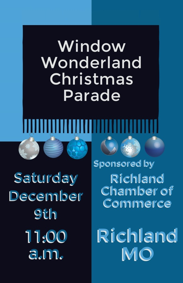 December 9 Richland Christmas Parade