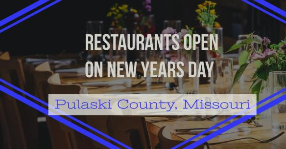 Restaurants Open New Years Day