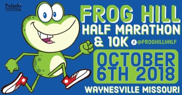 Frog Hill Half Tagged