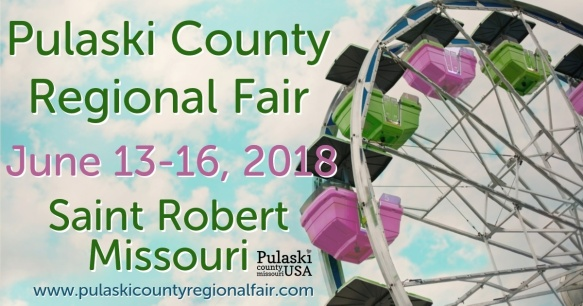 Pulaski County Regional Fair 2018 Tagged