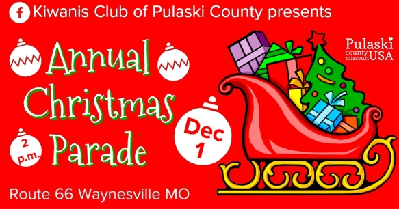 Kiwanis Club Annual Christmas Parade 2019 (1)